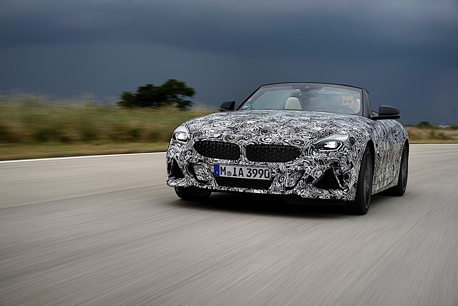 2019 Bmw Z4 Confirmed To Go Into Production Towards The