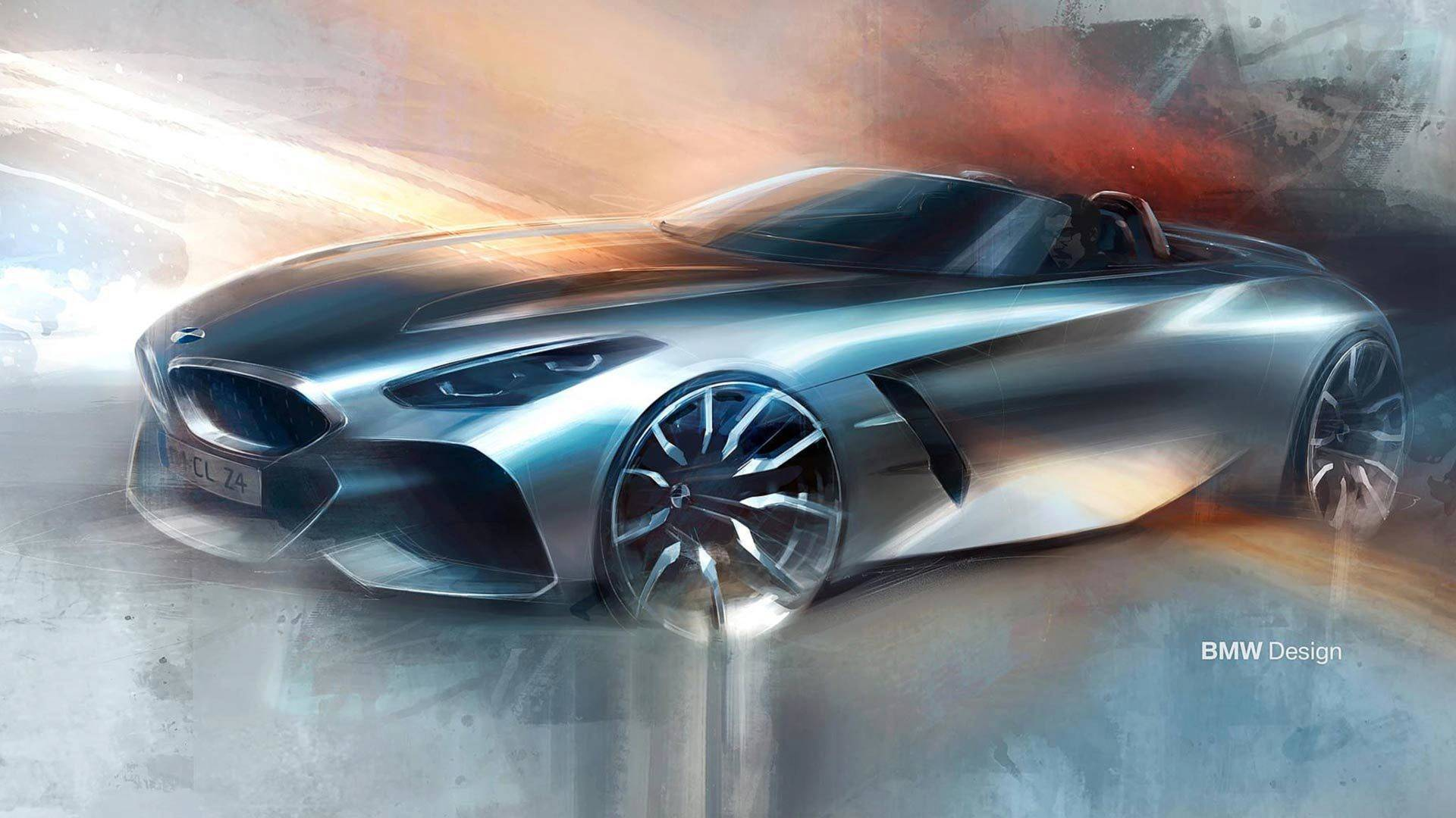 2019 Bmw Z4 First Edition Teased Ahead Of Reveal