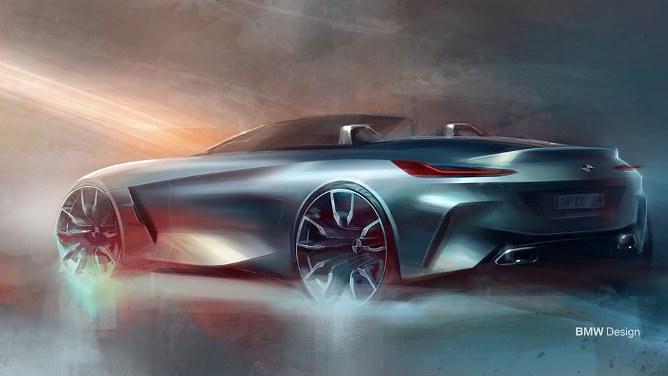 2019 Bmw Z4 First Edition Teased Ahead Of Reveal Autoevolution