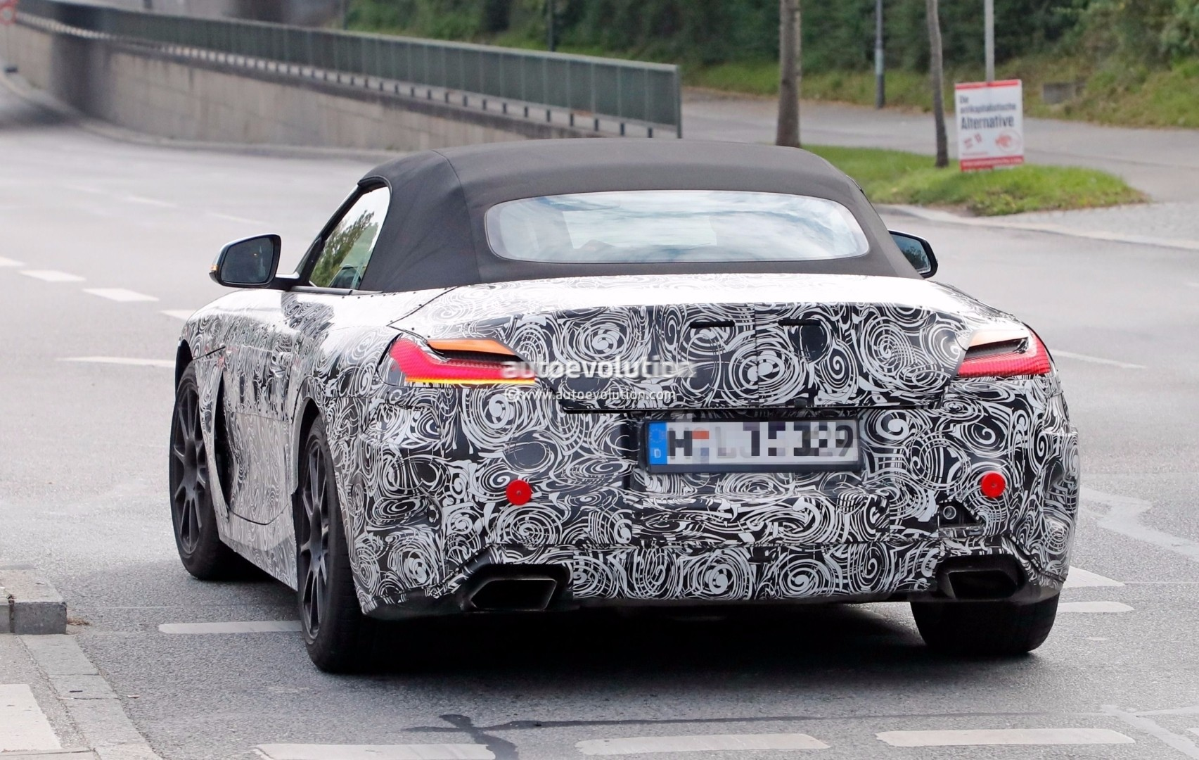Supra Spy Shots >> 2019 BMW Z4 M Not Happening, Z4 M40i Competition Package Will Have To Suffice - autoevolution