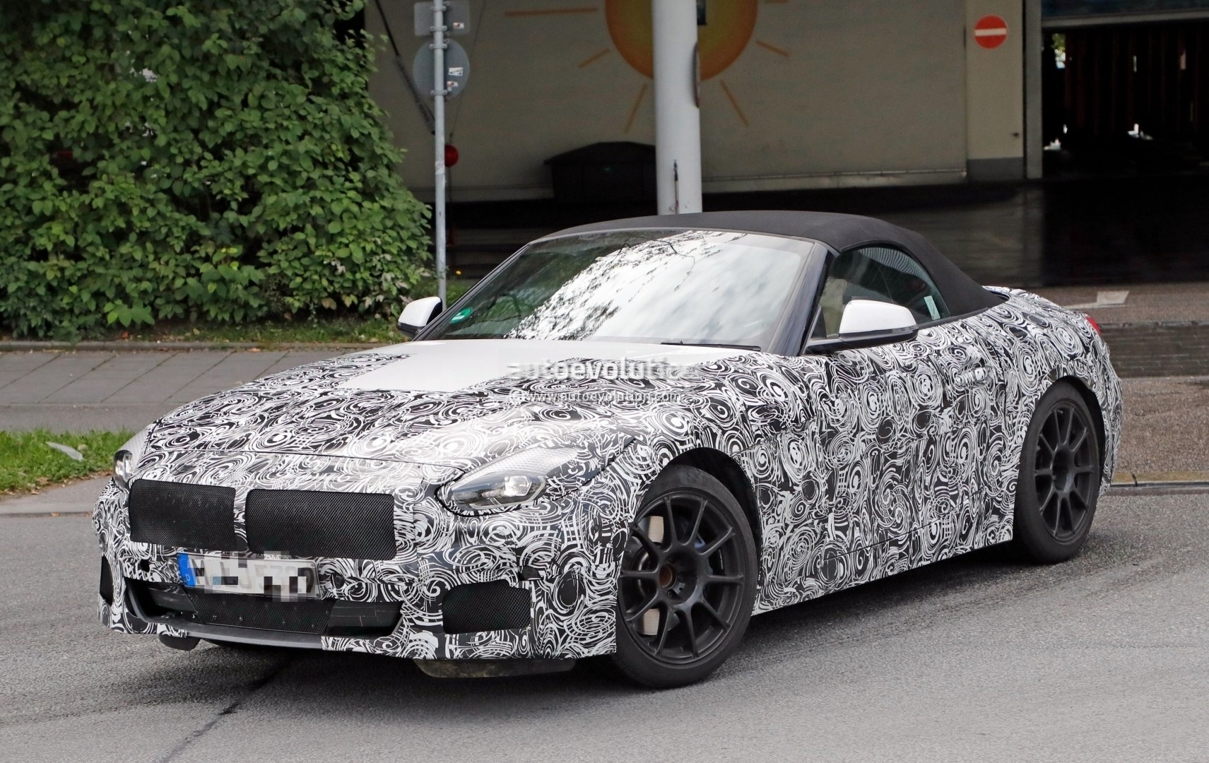 2019 Bmw Z4 M Not Happening Z4 M40i Competition Package