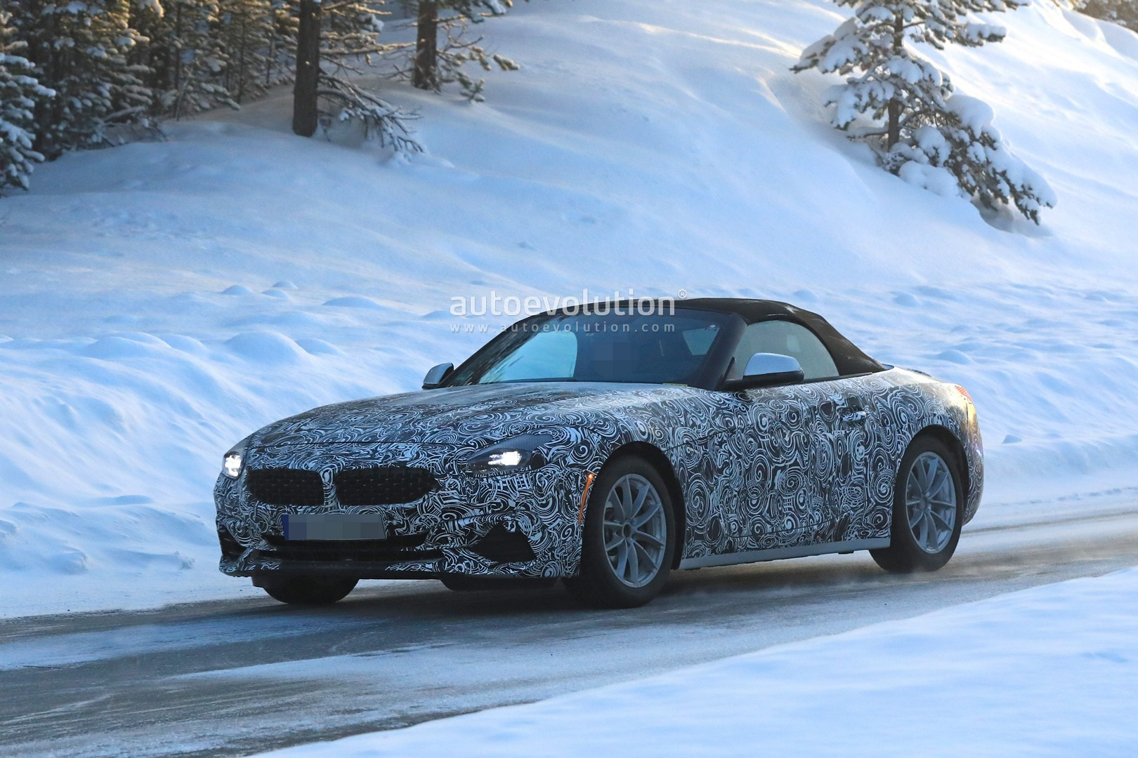 2019 Bmw Z4 Reveal Scheduled For Summer Debuts At 2018