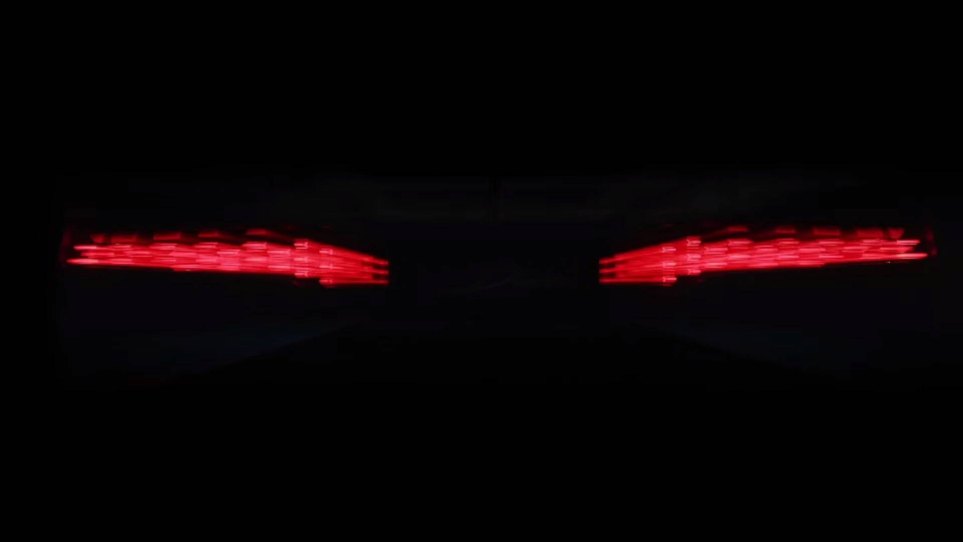 2019 Bugatti Chiron Divo Teaser Reveals French Flag Over