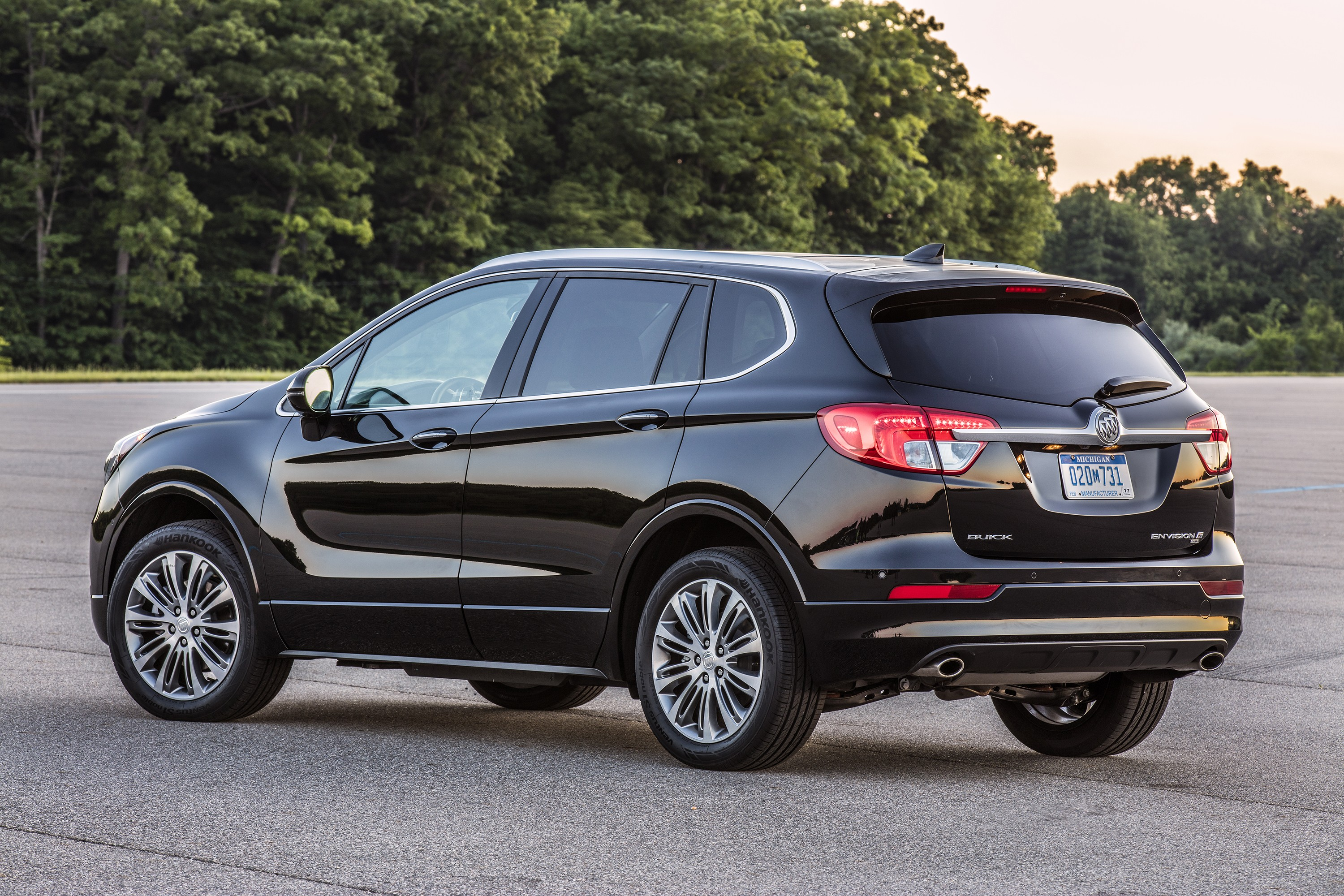 suv for roomier redesigned enclave buick