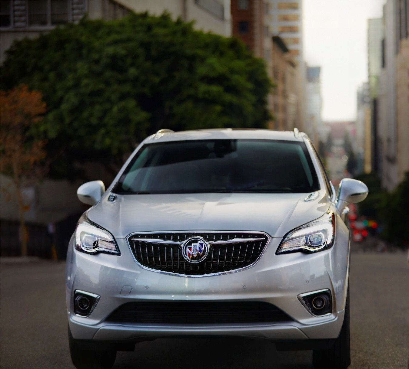 "2019 Buick Envision Revealed With ""Customer-driven Updates"