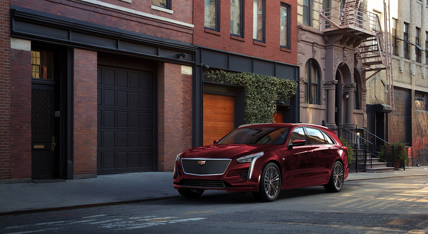 2019 Cadillac Ct6 V Sport Rendered As The Forbidden Luxury
