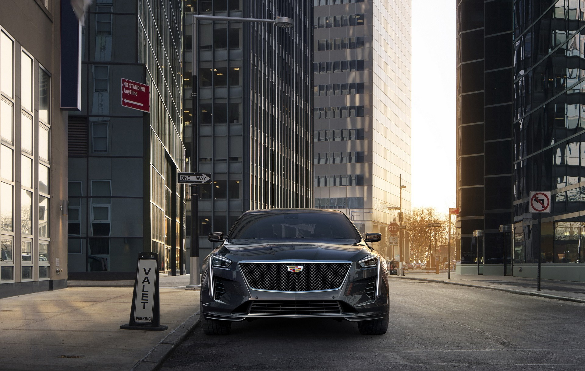 2019 Cadillac CT6 V-Sport Rendered as The Forbidden Luxury ...