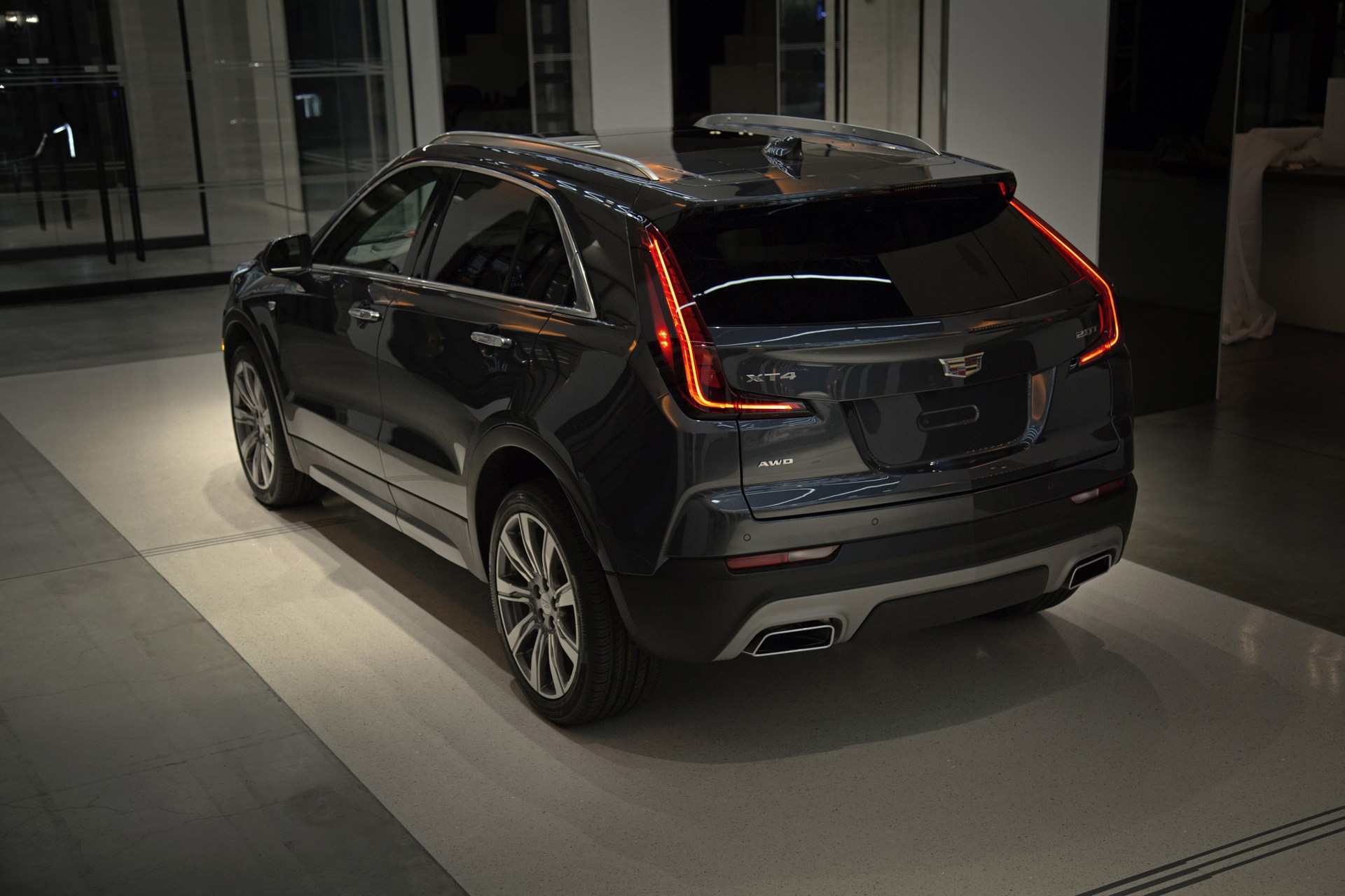 2019 Cadillac XT4 Goes Official, Priced At $35,790