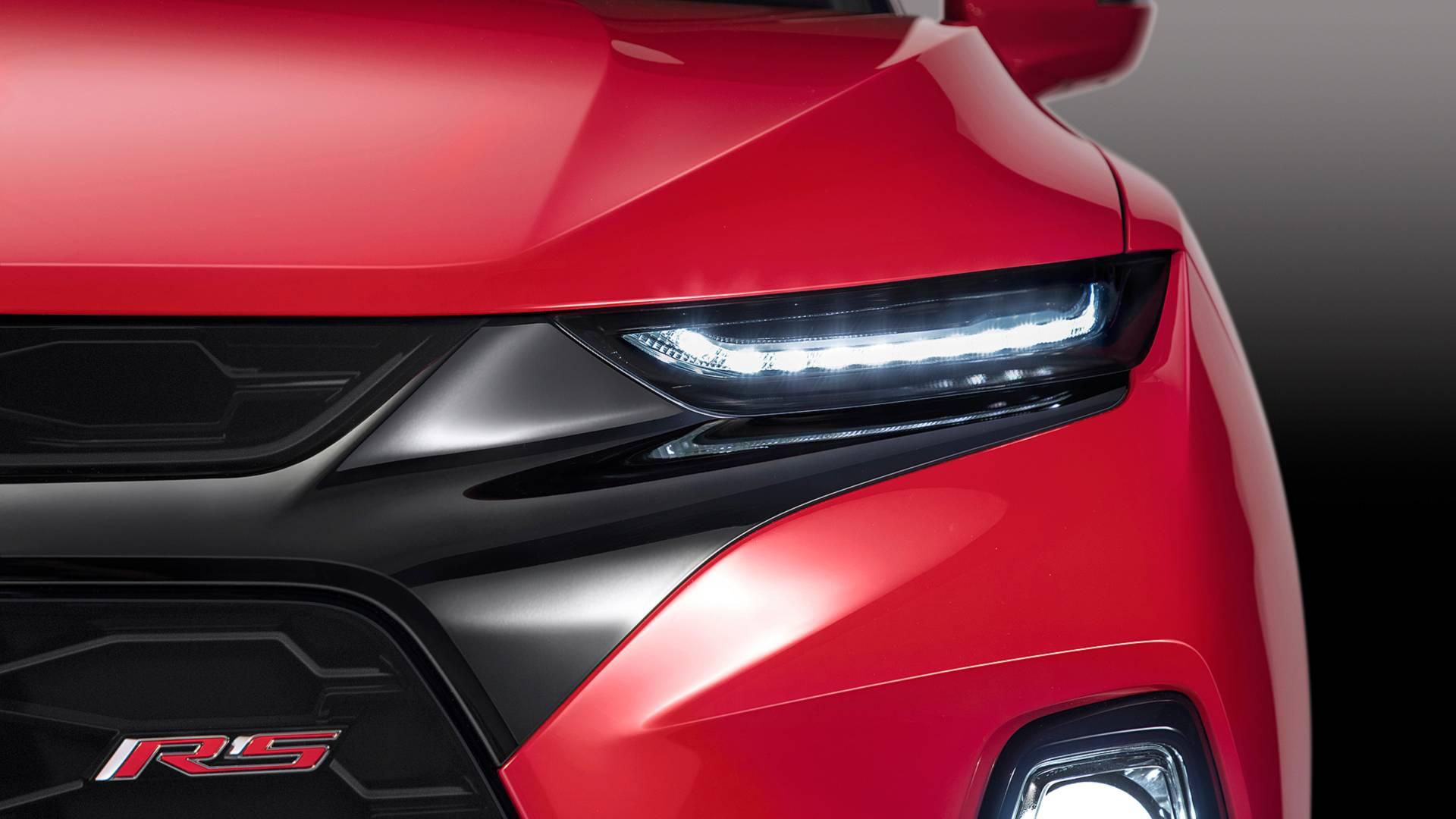 2019 Chevrolet Blazer Gets Detailed on Camera - autoevolution
