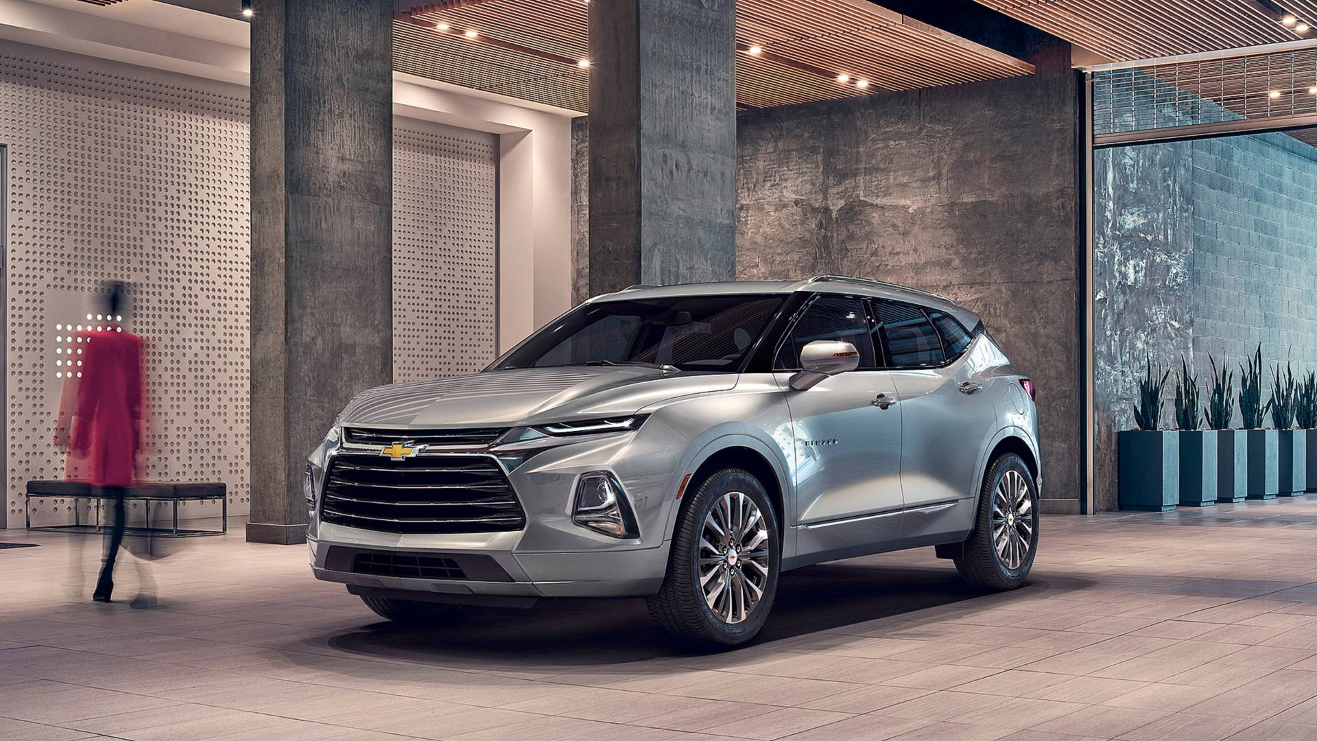 2019 Chevrolet Blazer Pricing Tops At $48,960 - autoevolution