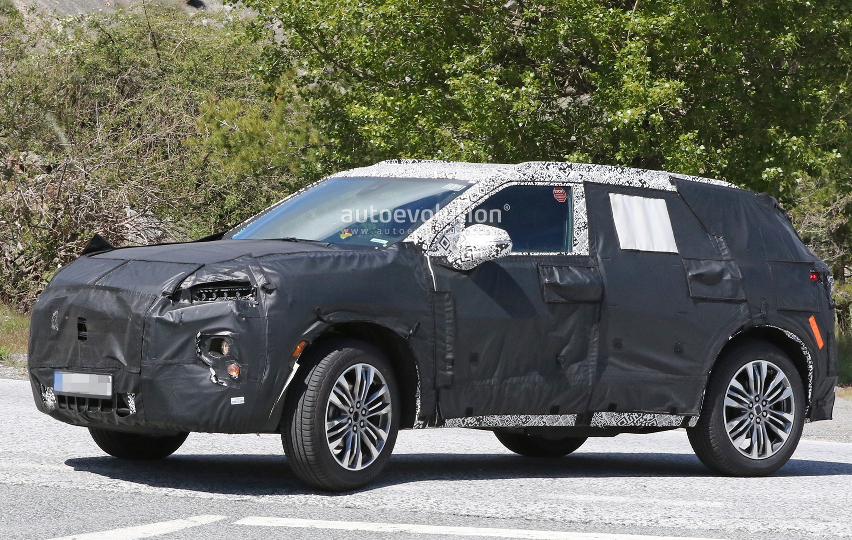 2019 Chevrolet Blazer Teaser is Not Your Usual Pun-licious ...