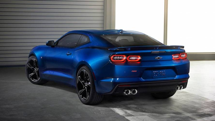 New Camaro Zl1 2018 >> 2019 Chevrolet Camaro Facelift Revealed, SS Adds 10-Speed Automatic Transmission - autoevolution