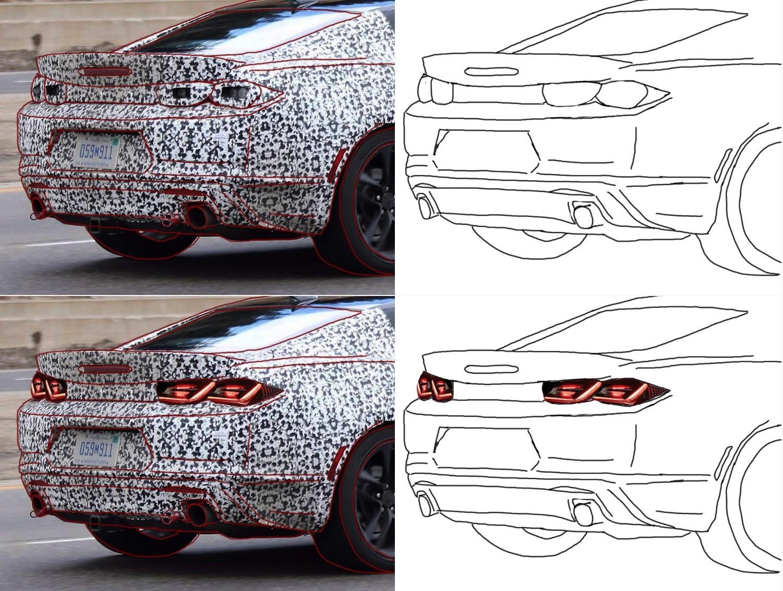 Chevrolet Camaro Rendered Based On Prototype Spy Photos