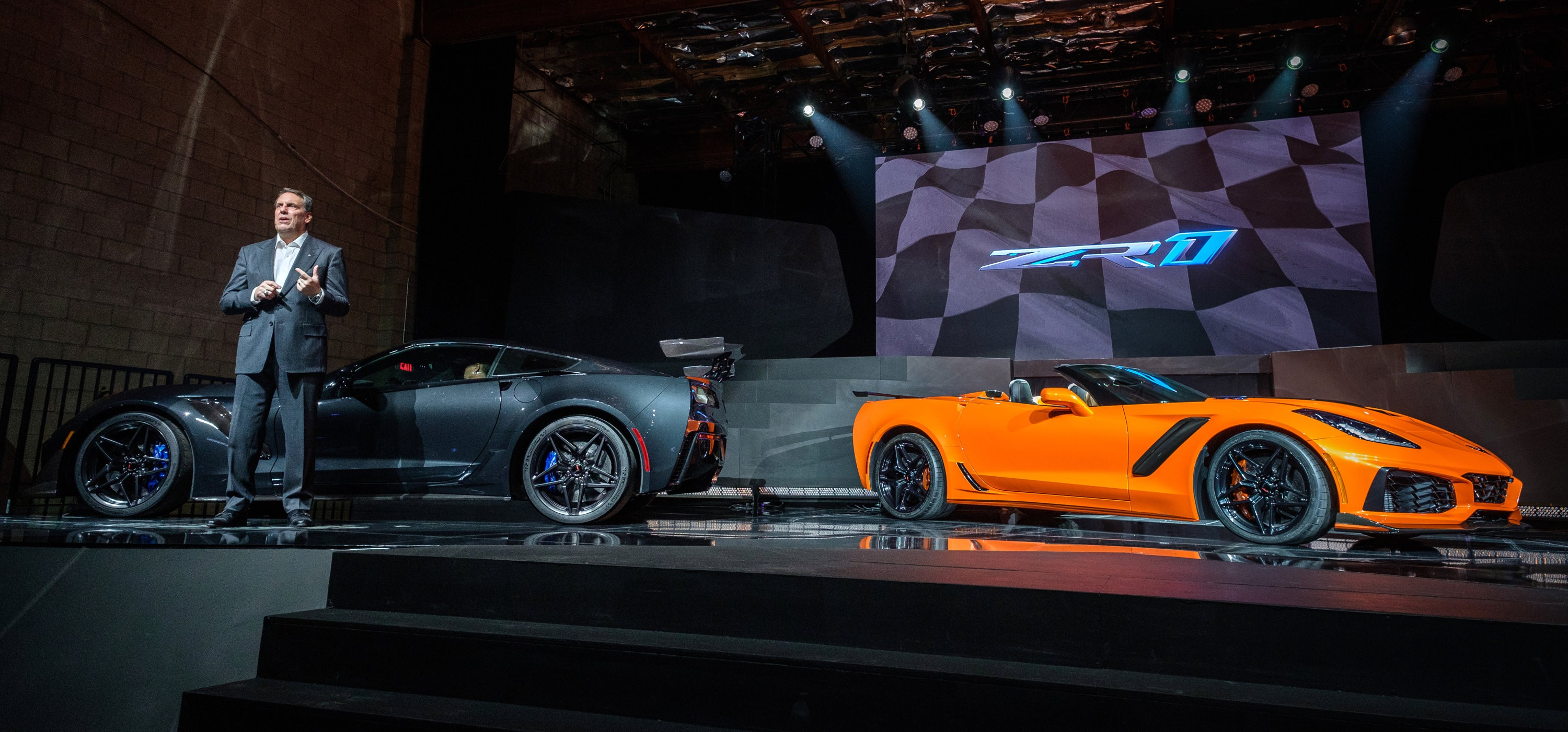 Mid-Engined 2019 Chevrolet Corvette (C8) to Debut at 2018 Detroit Auto Show - autoevolution