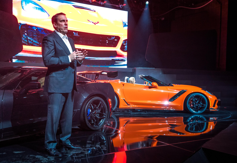 Chevrolet Corvette Stingray Coupe Priced Higher on Chevrolet V8 Engine