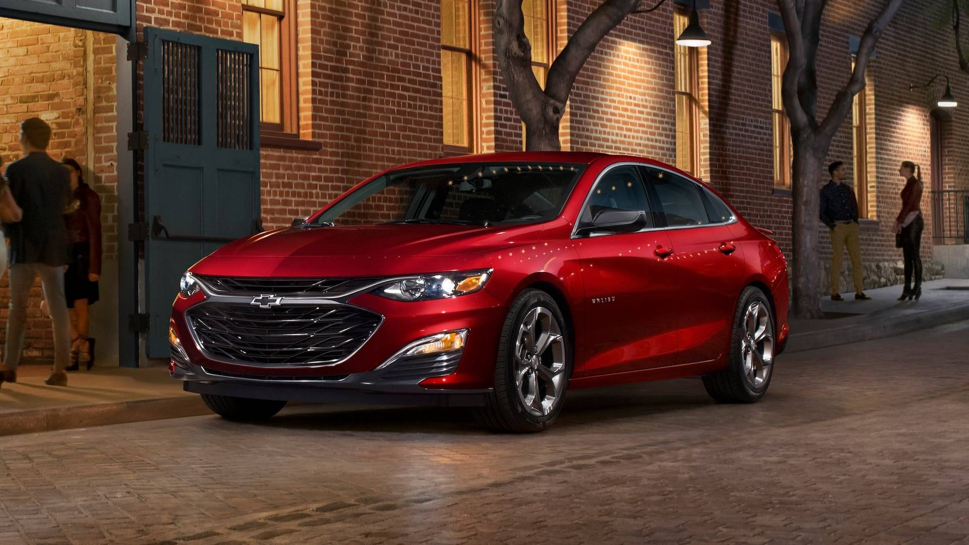 2019 Chevrolet Malibu Joins The Automaker's Facelifted ...