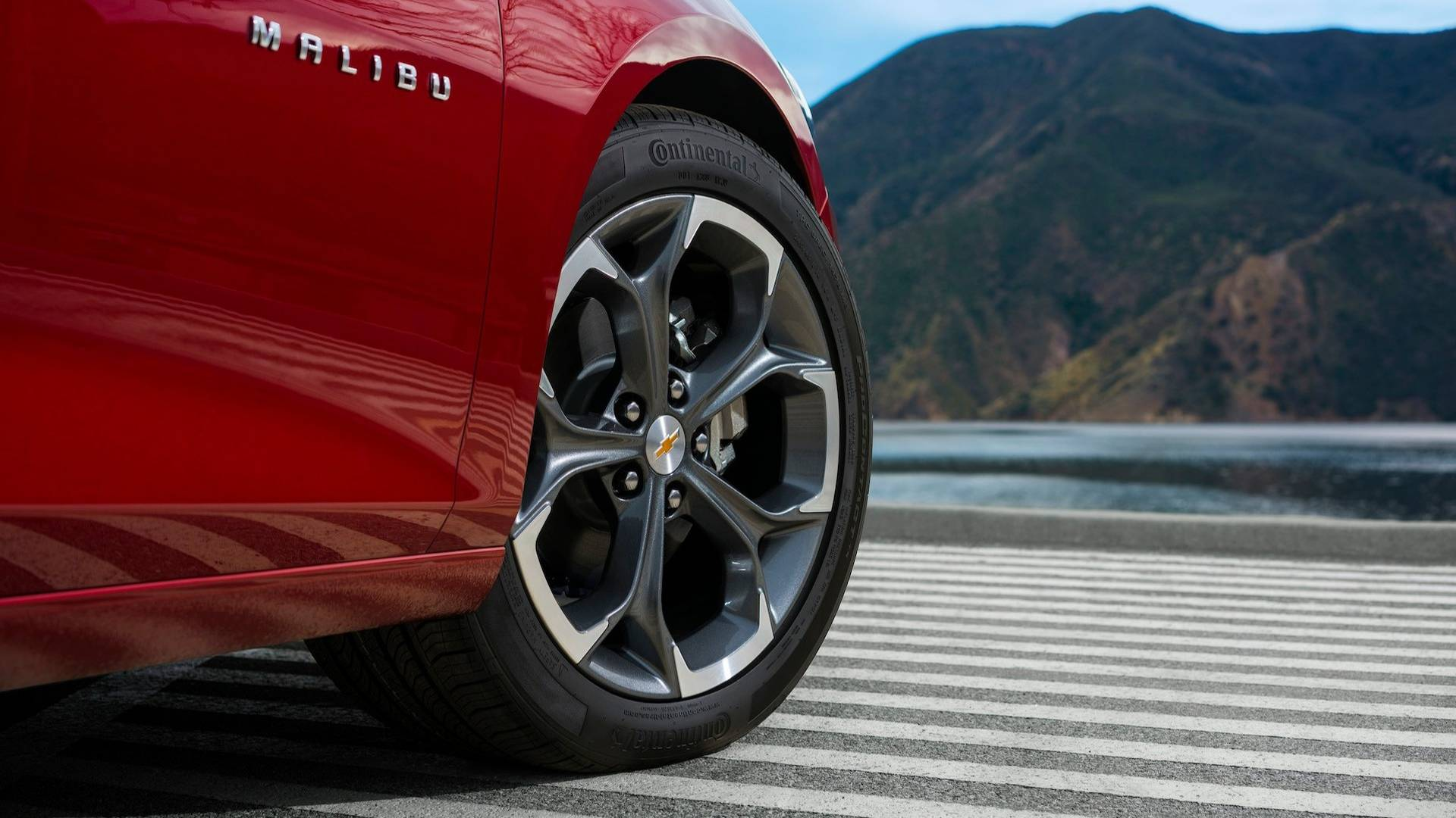 2019 Chevrolet Malibu Joins The Automakers Facelifted