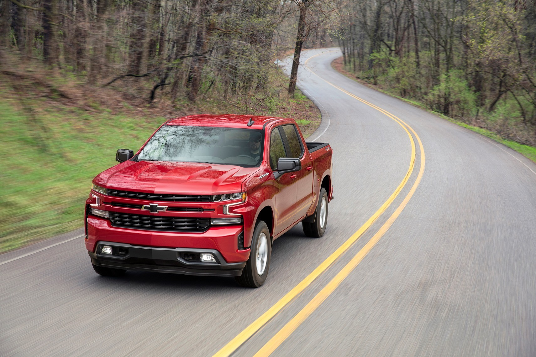 2019 Chevrolet Silverado 1500 Comes With The Largest Bed ...