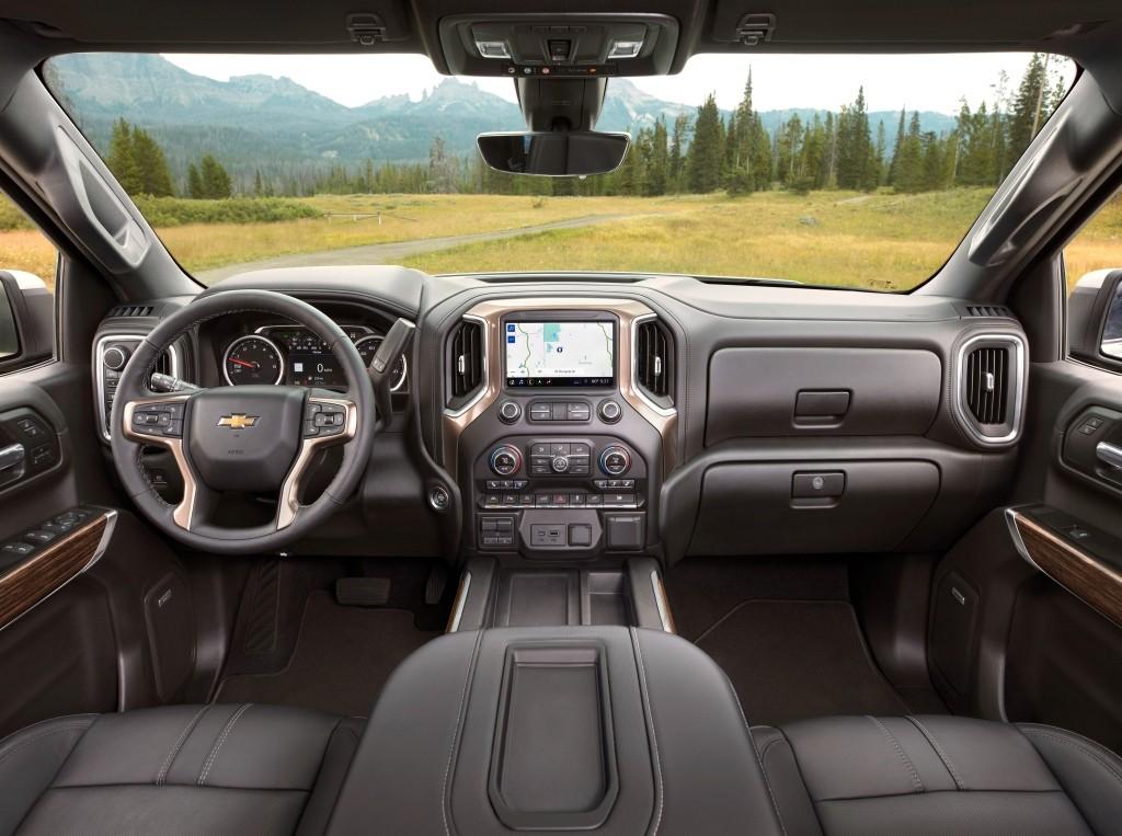 Chevrolet Silverado High Country Slammed In Comparison Test Read More on Ford F 150 Rear Brake Diagram