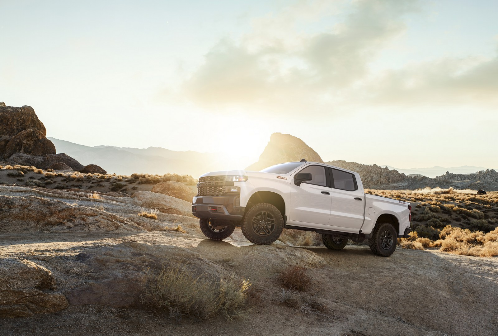 2019 Chevrolet Silverado Engine Range Includes 3.0-liter ...