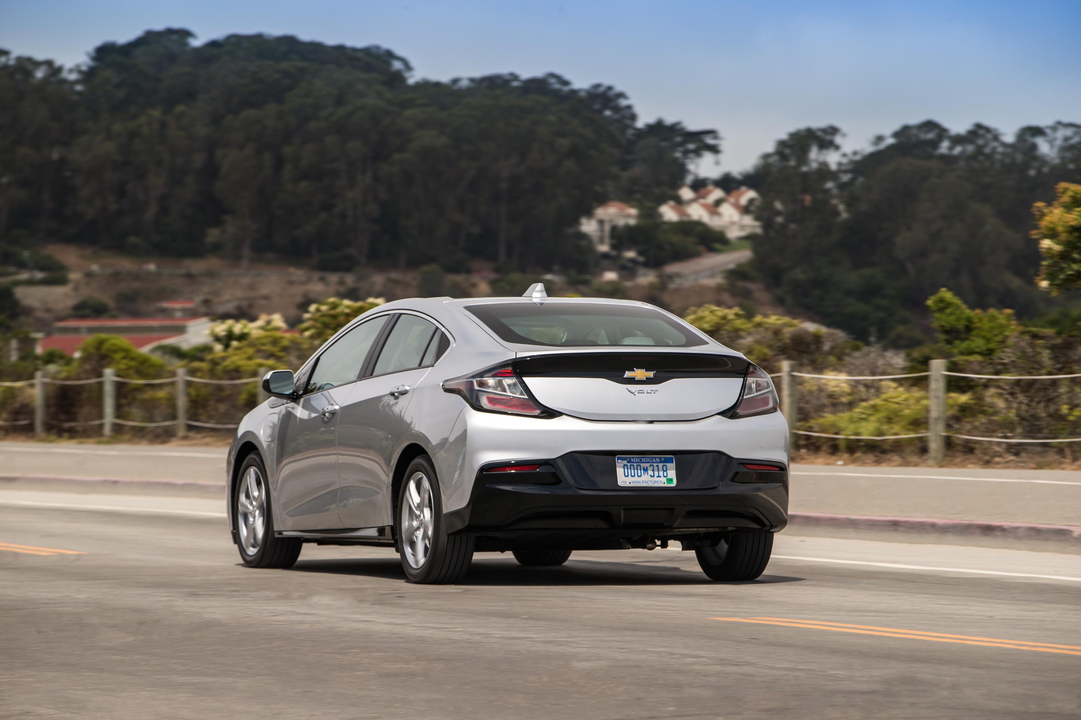 2017 Chevrolet Volt >> 2019 Chevrolet Volt Upgraded To 7.2 kW Charging System - autoevolution