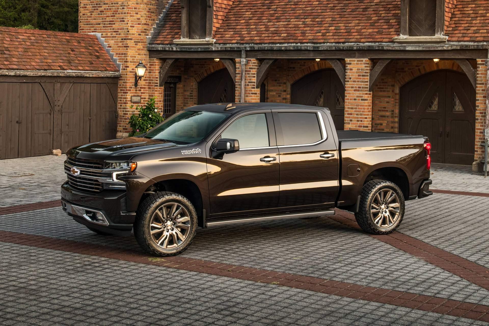 Chevrolet Tunes Four 2019 Silverado 1500 Models, Calls Them Concepts - autoevolution