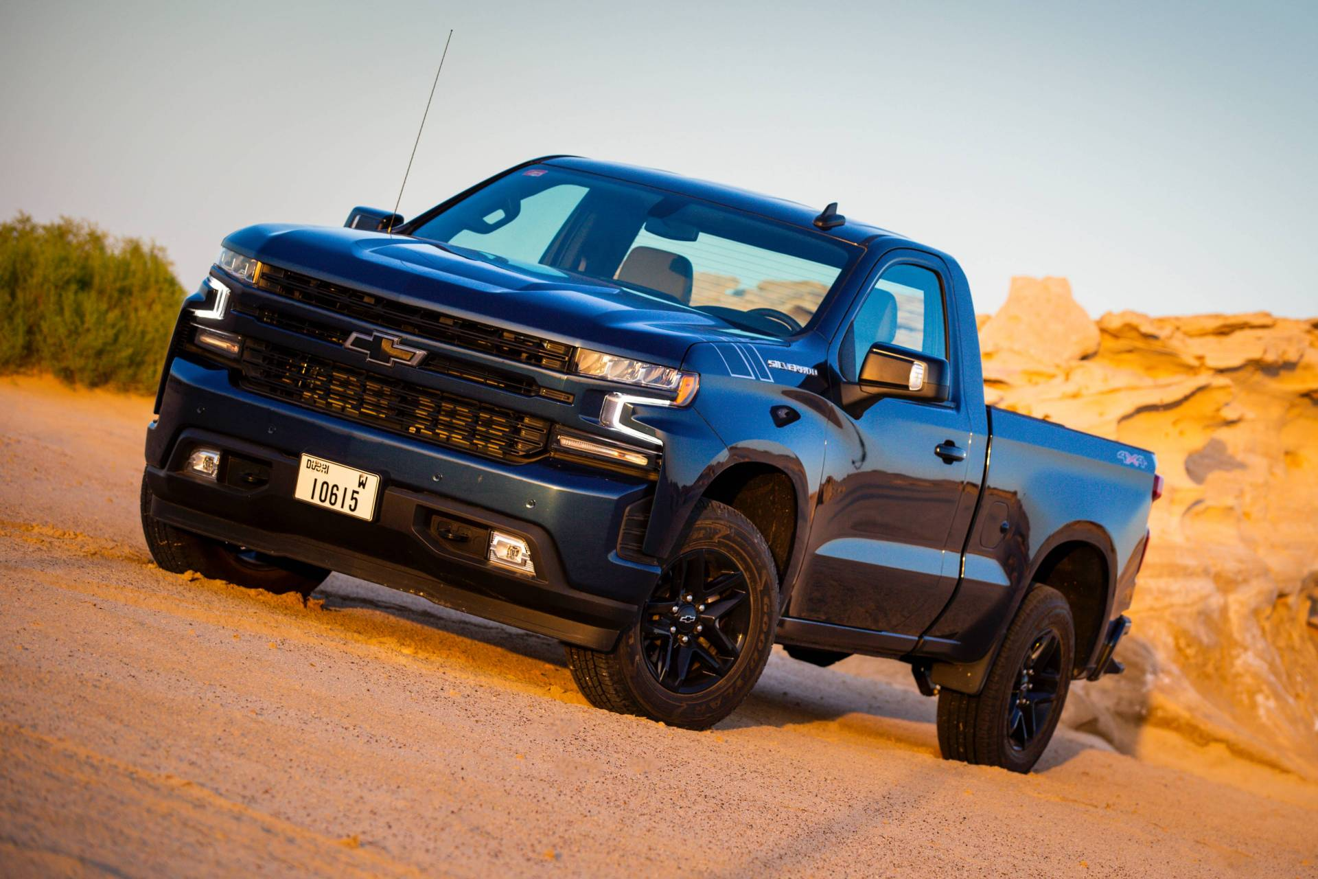 2019 Chevrolet Silverado Single Cab Available As RST ...