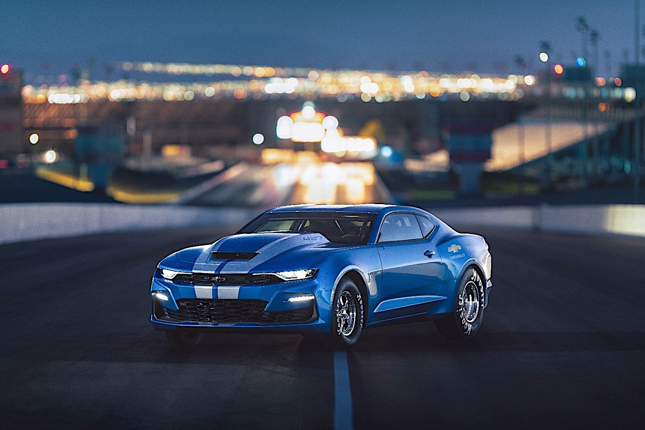 2019 Copo Camaro Brings Back The Drag Racing Feel Of Half