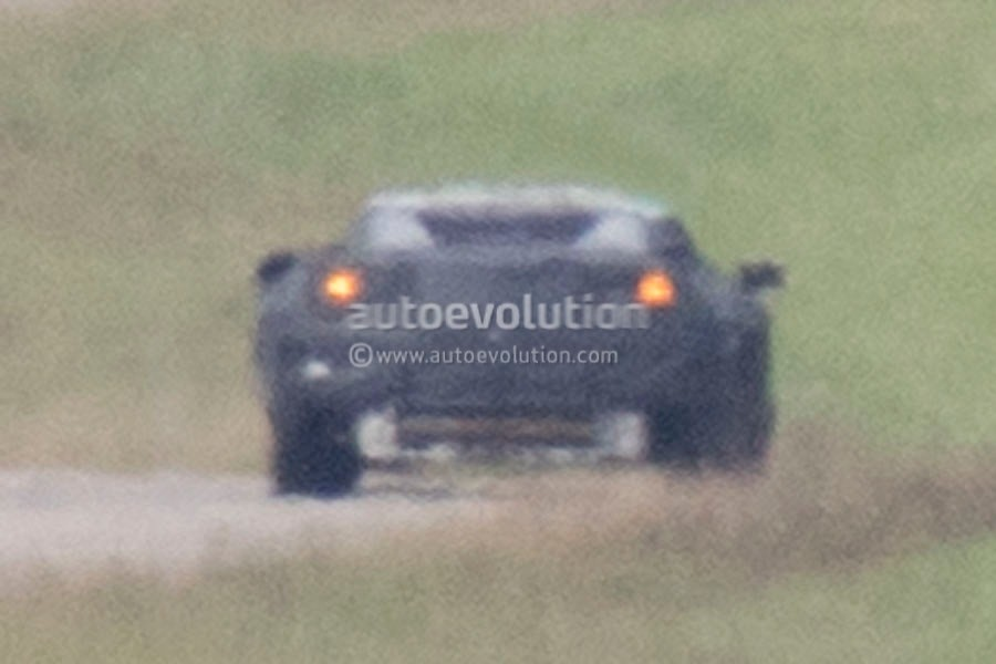 Corvette C Edges Closer To Production C Zr To Be Built In Parallel on Corvette Engine Block