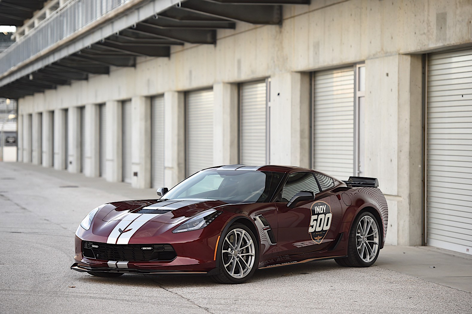 2019 Indy 500 Pace Car: 2019 Corvette Grand Sport To Pace Indy 500, Chevy To Make
