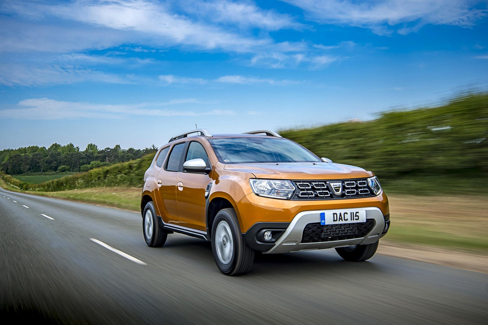 2019 dacia duster uk spec detailed in new photos and. Black Bedroom Furniture Sets. Home Design Ideas