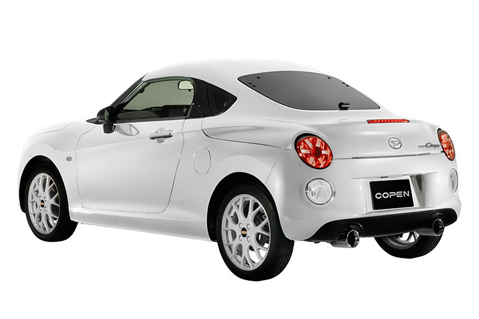 2019 Daihatsu Copen Coupe Looks Like A Budget Alfa 4c Or