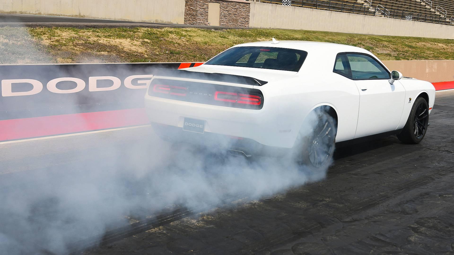 Dodge Demon Quarter Mile >> 2019 Dodge Challenger R/T Scat Pack 1320 is Made to Rule The Blacktop - autoevolution