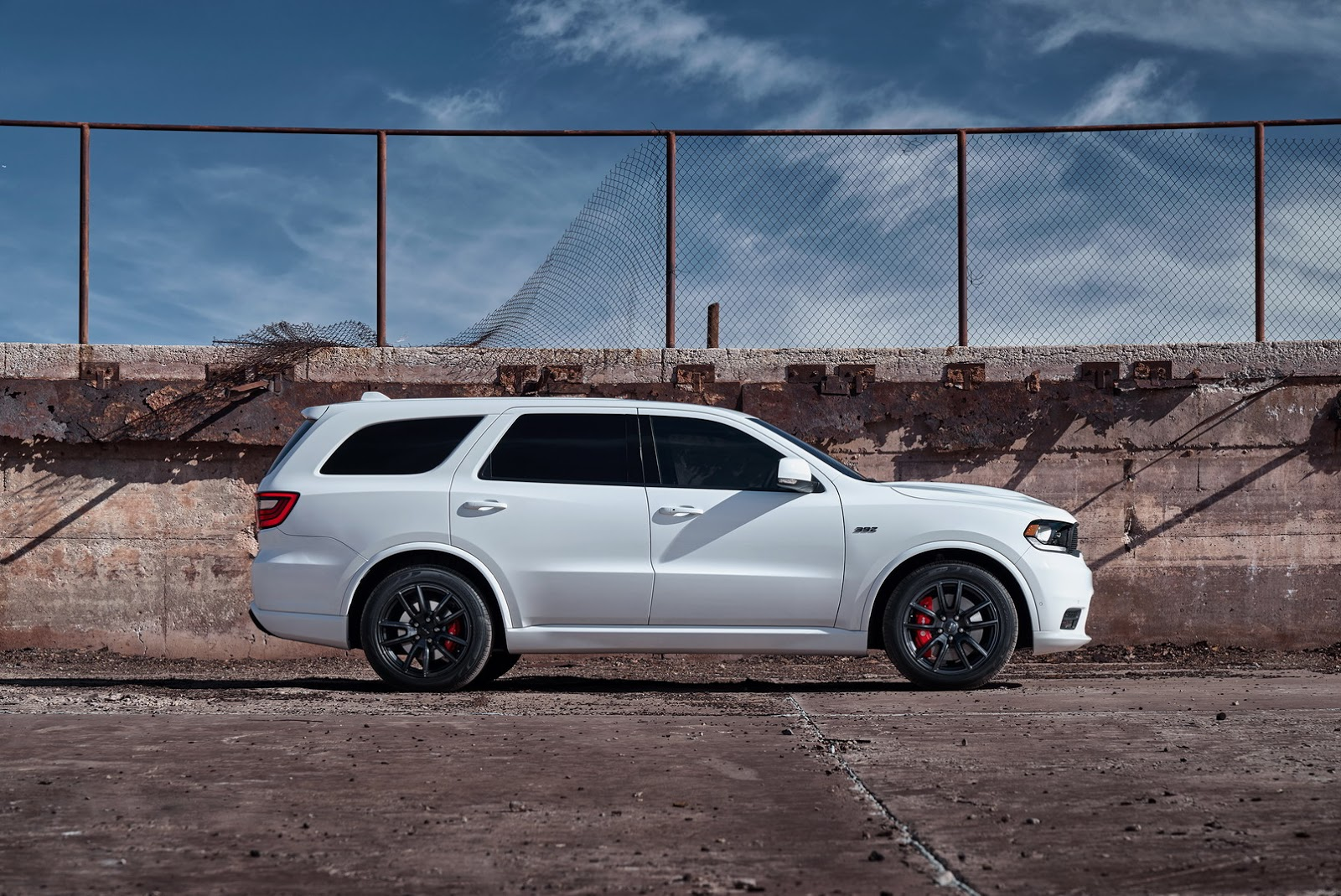 2019 Dodge Durango Pursuit Unveiled In New Orleans