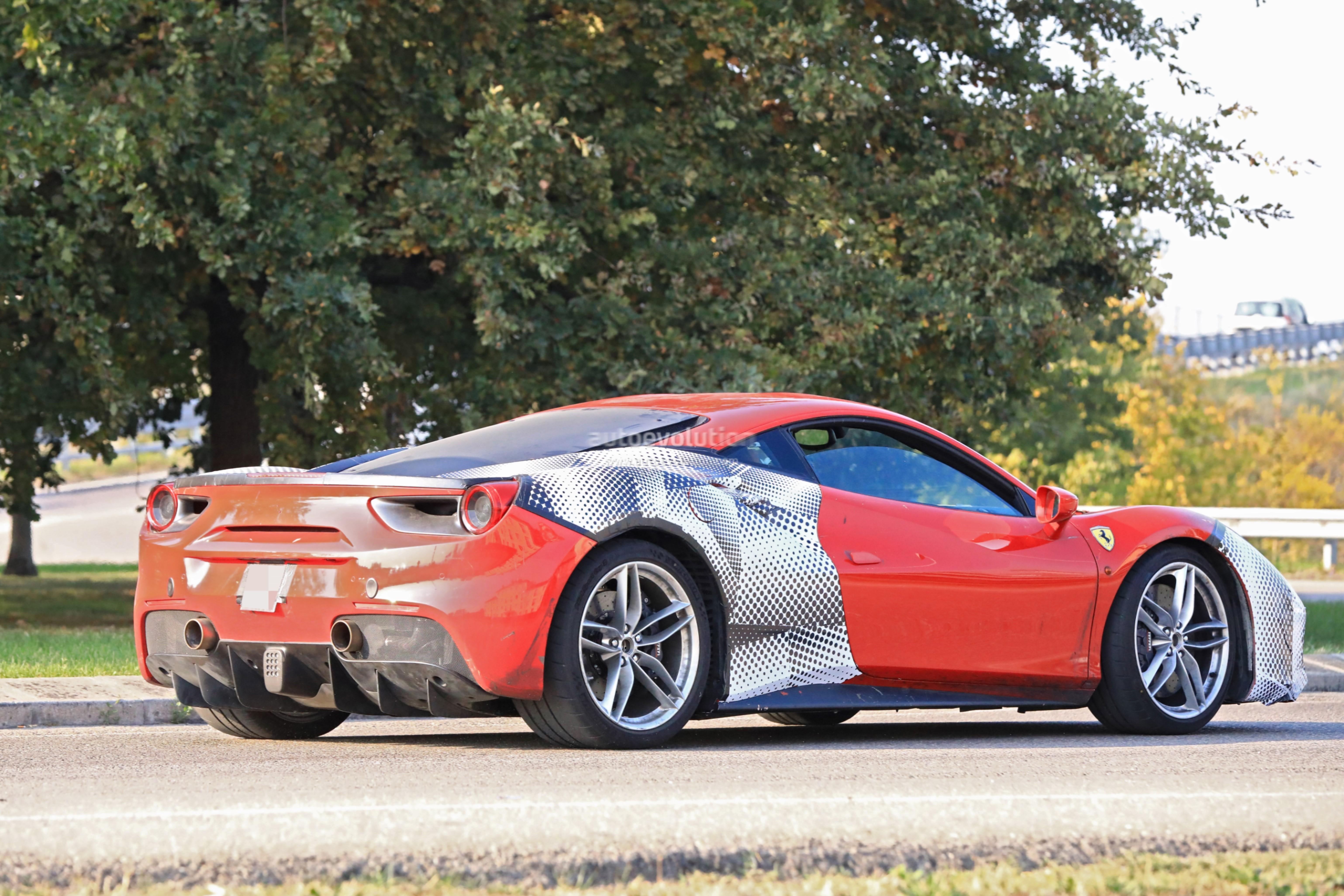 2019 Ferrari 488 Gto Has Most Powerful V8 Engine In