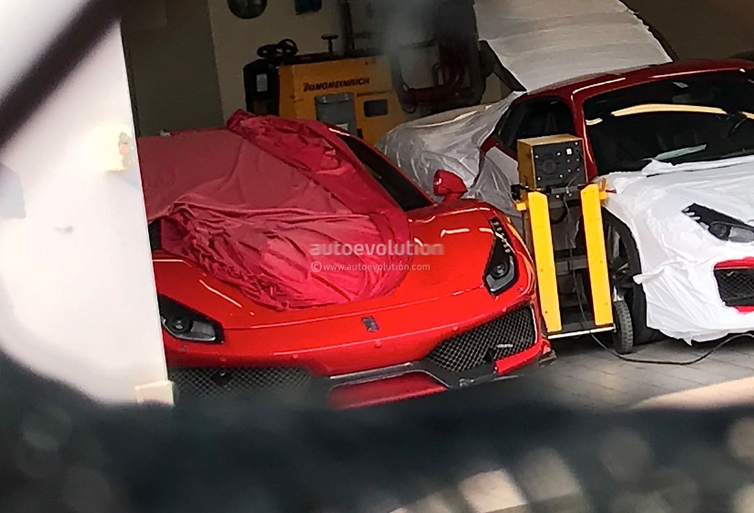 2019 Ferrari 488 GTO Spied, Uncovered Prototype Reveals