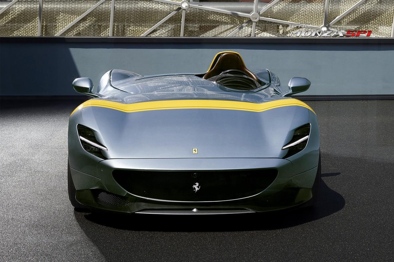 2019 Ferrari Monza Sp1 Amp Monza Sp2 Detailed In Official