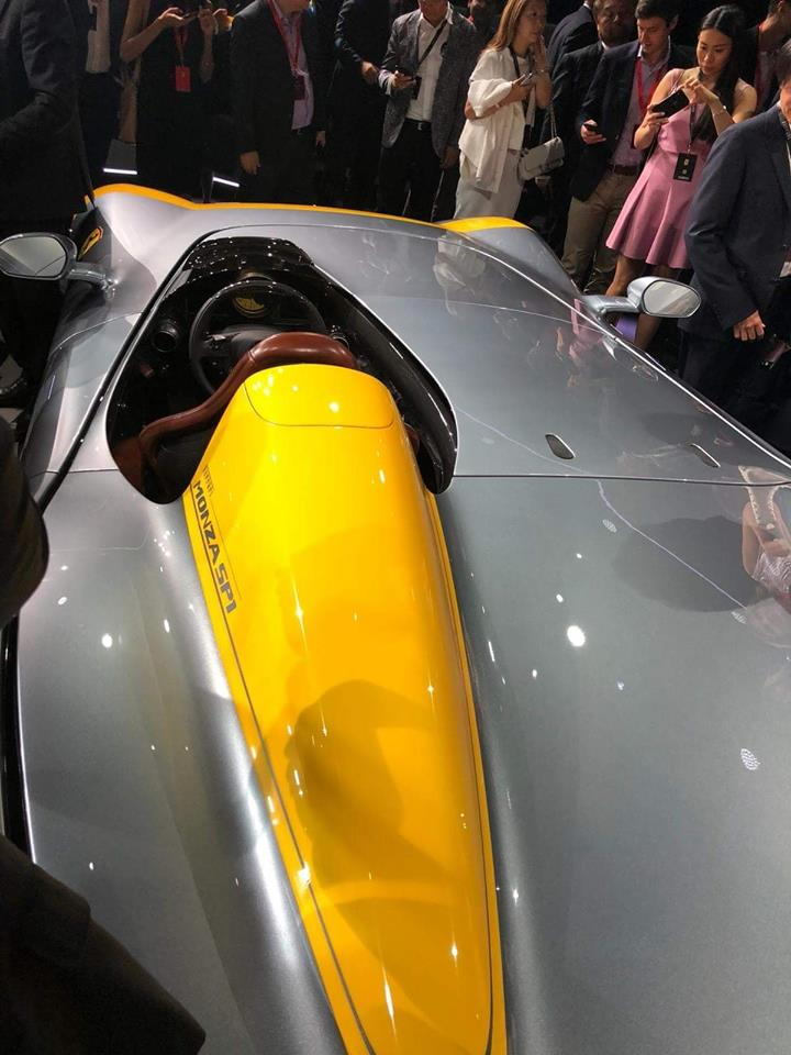 2019 Ferrari Monza Sp1 Revealed Alongside Monza Sp2