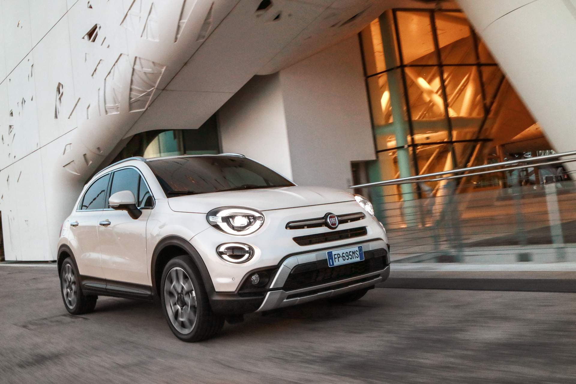 2019 Fiat 500x Facelifted To Match The Jeep Renegade Vs Facelift
