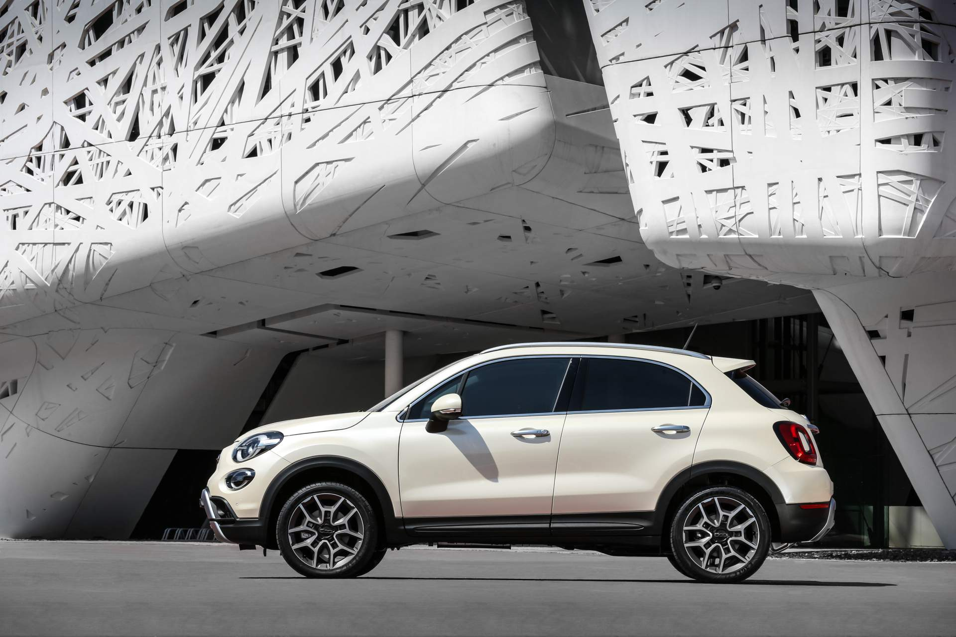 2019 Fiat 500x Facelifted To Match The 2019 Jeep Renegade