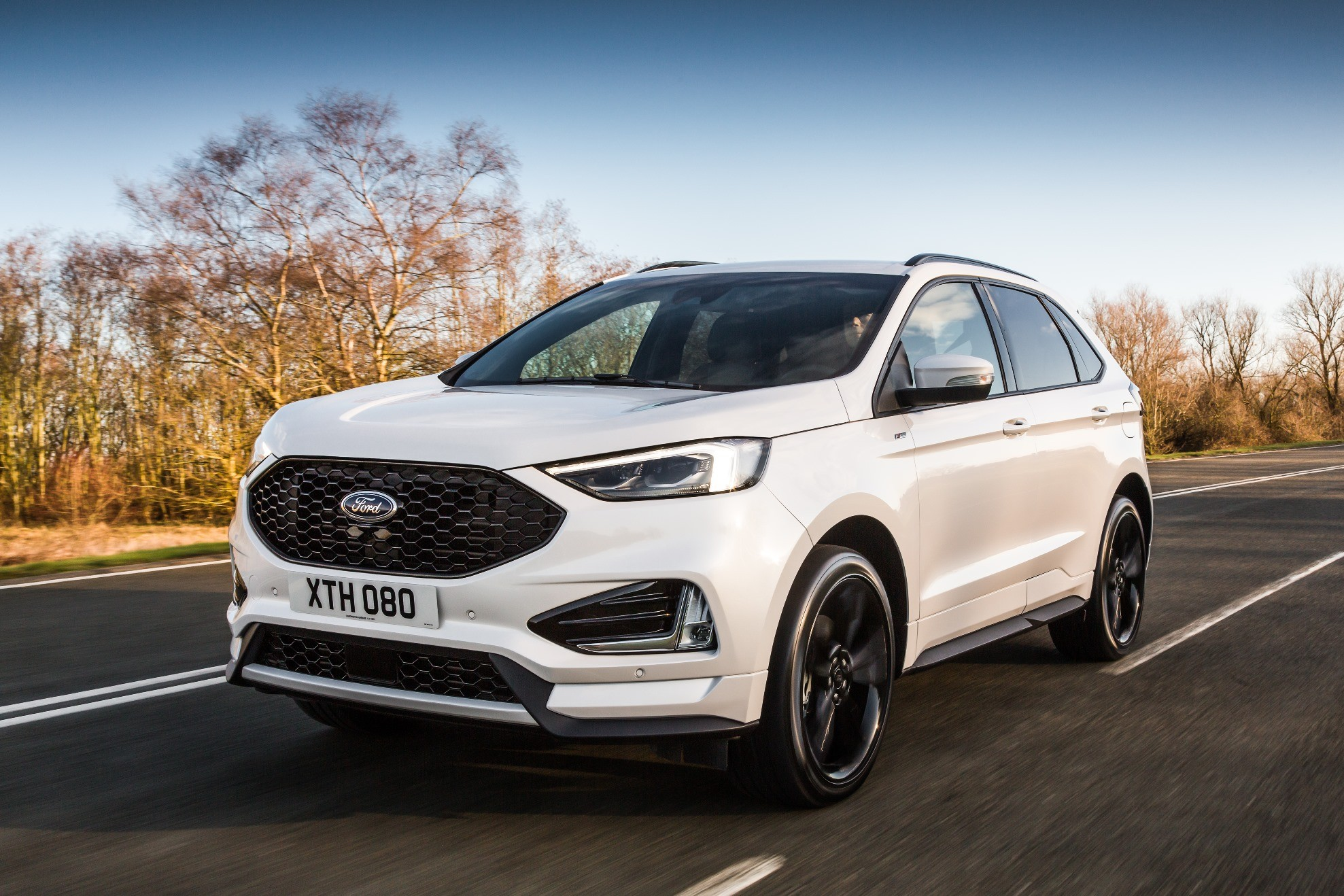 2019 Ford Edge Launched In Europe With EcoBlue Bi-Turbo Diesel - autoevolution