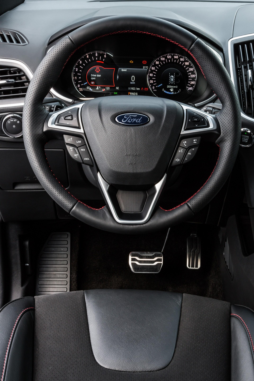 Ford Edge St Line European Model