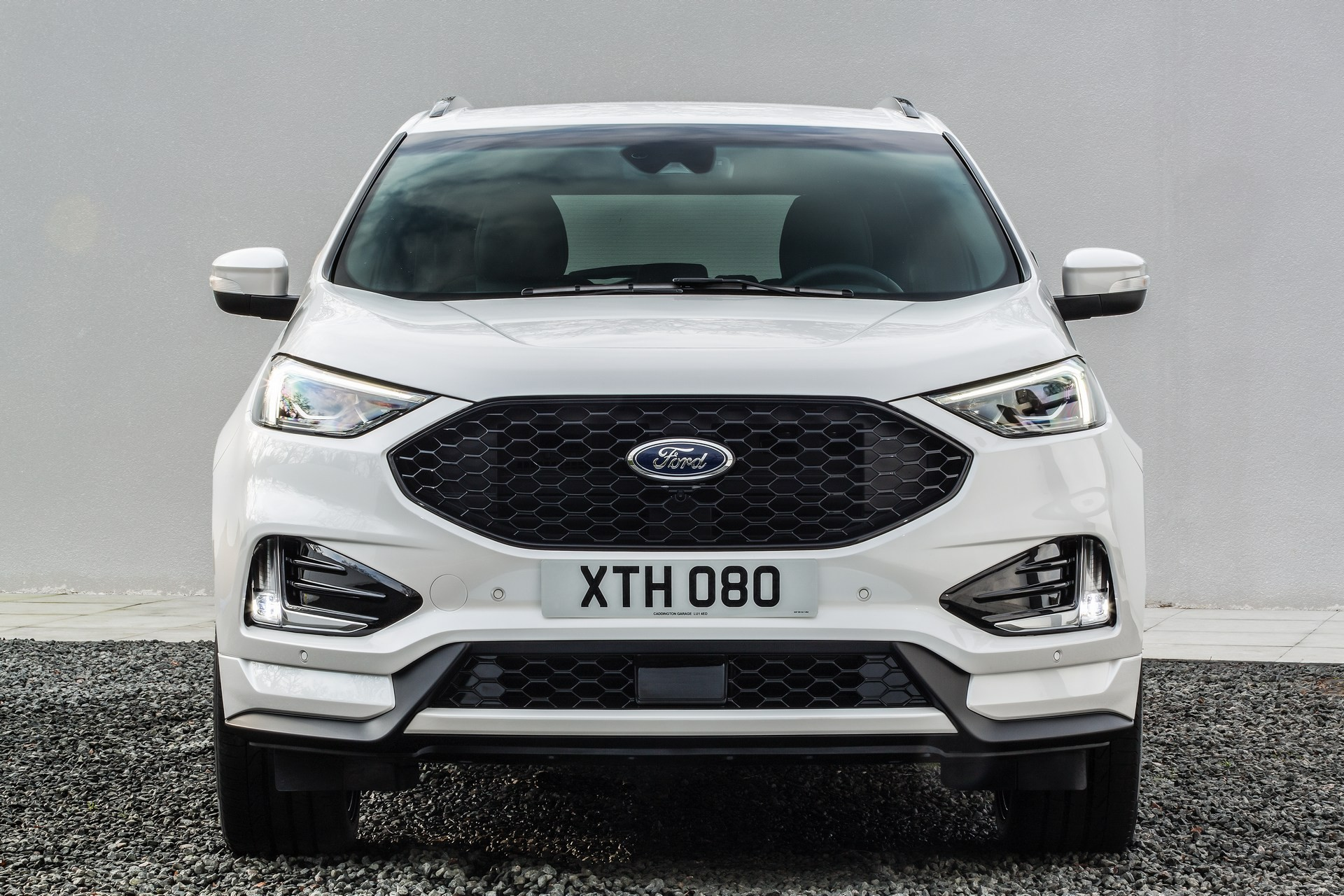 2019 Ford Edge Makes European Debut With Powerful EcoBlue ...