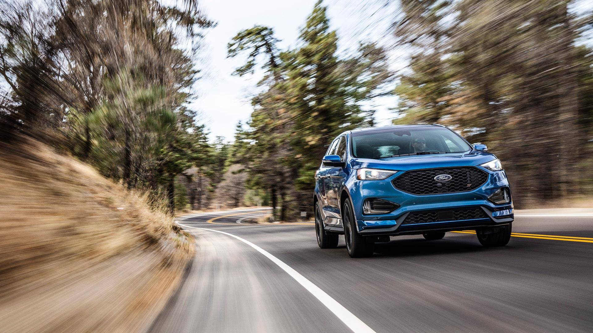 2019 Ford Edge ST Arriving This Summer, Priced at $43,350 ...