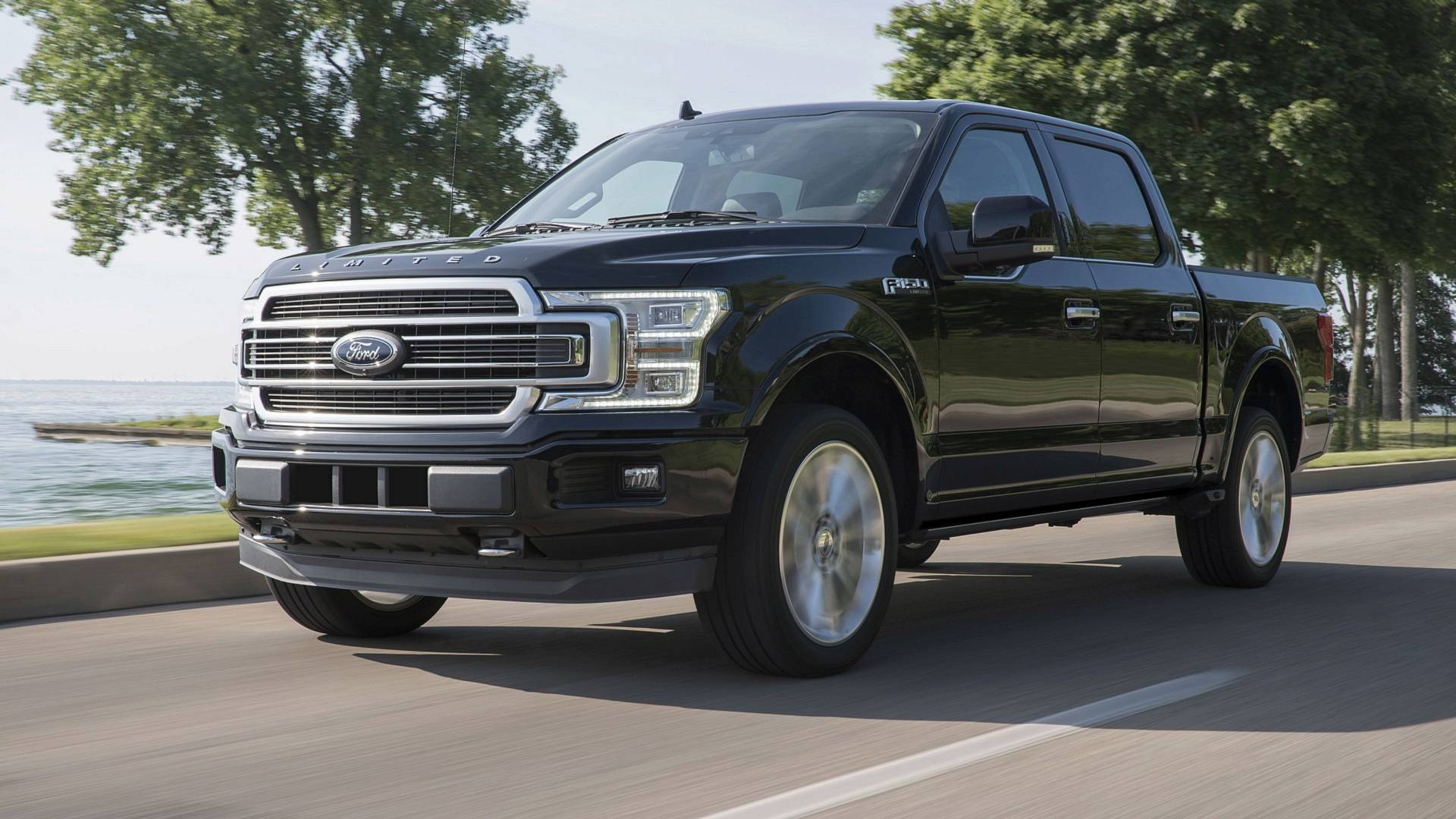 2019 Ford F-150 Limited Gains 450-hp EcoBoost V6 Engine ...