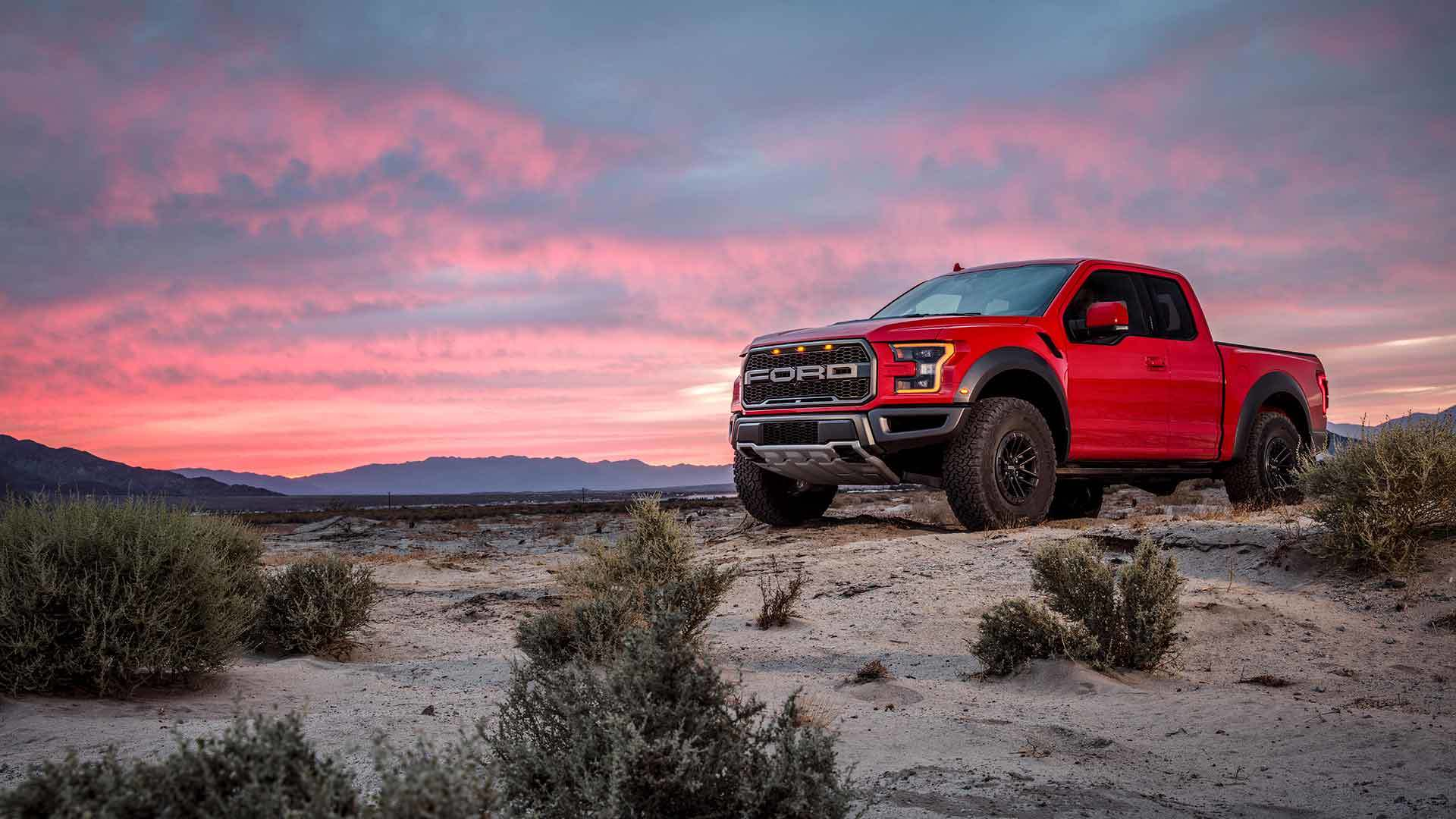 2019 Ford F-150 Raptor Revealed Off The Beaten Track ...