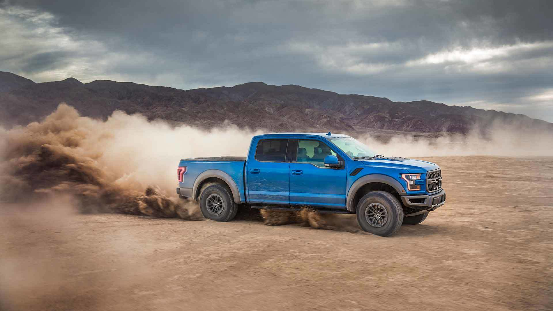 2019 Ford F-150 Raptor Revealed Off The Beaten Track - autoevolution