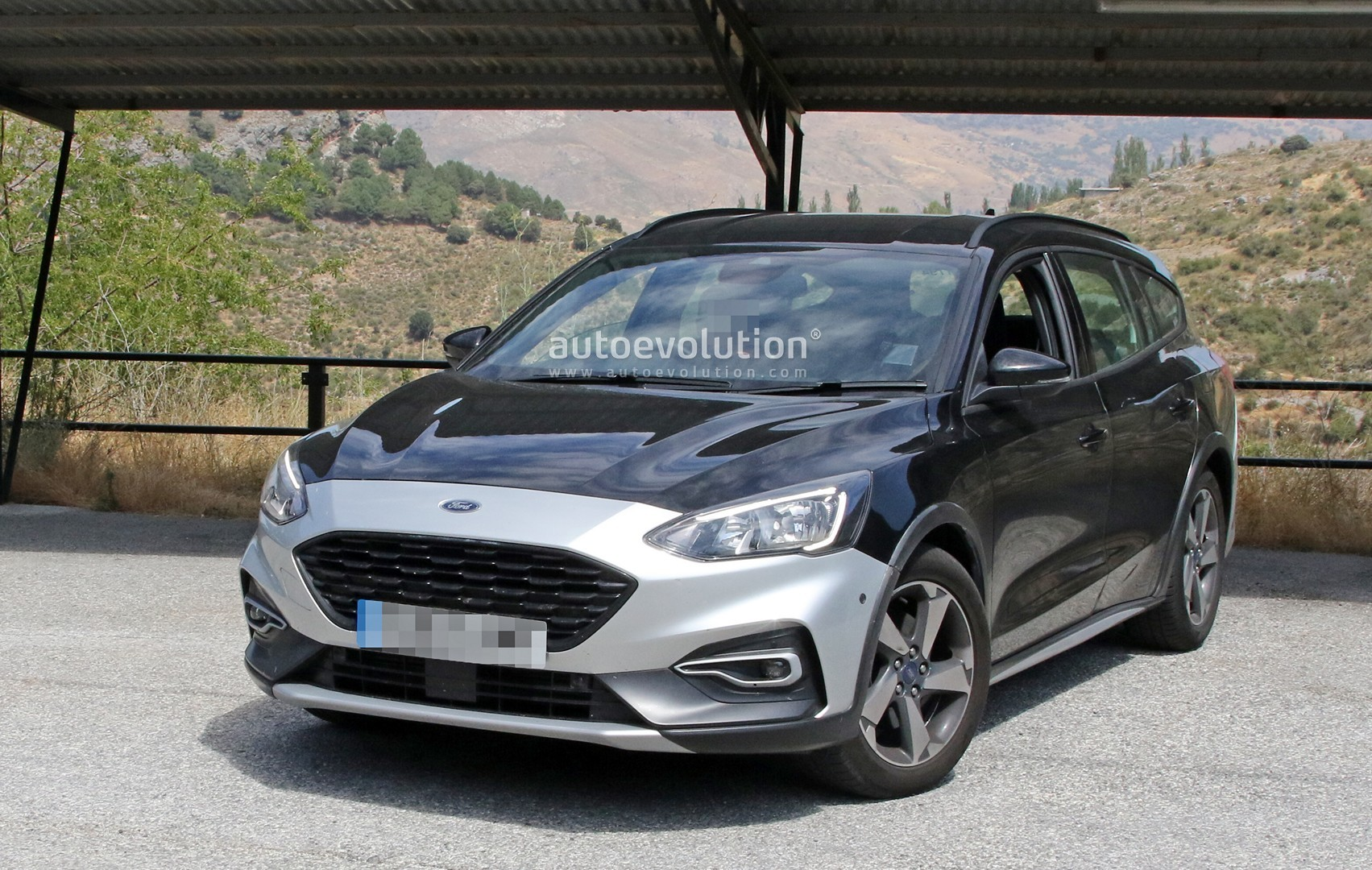 2019 Ford Focus Active Wagon Makes Spyshots Debut Won T Be Coming