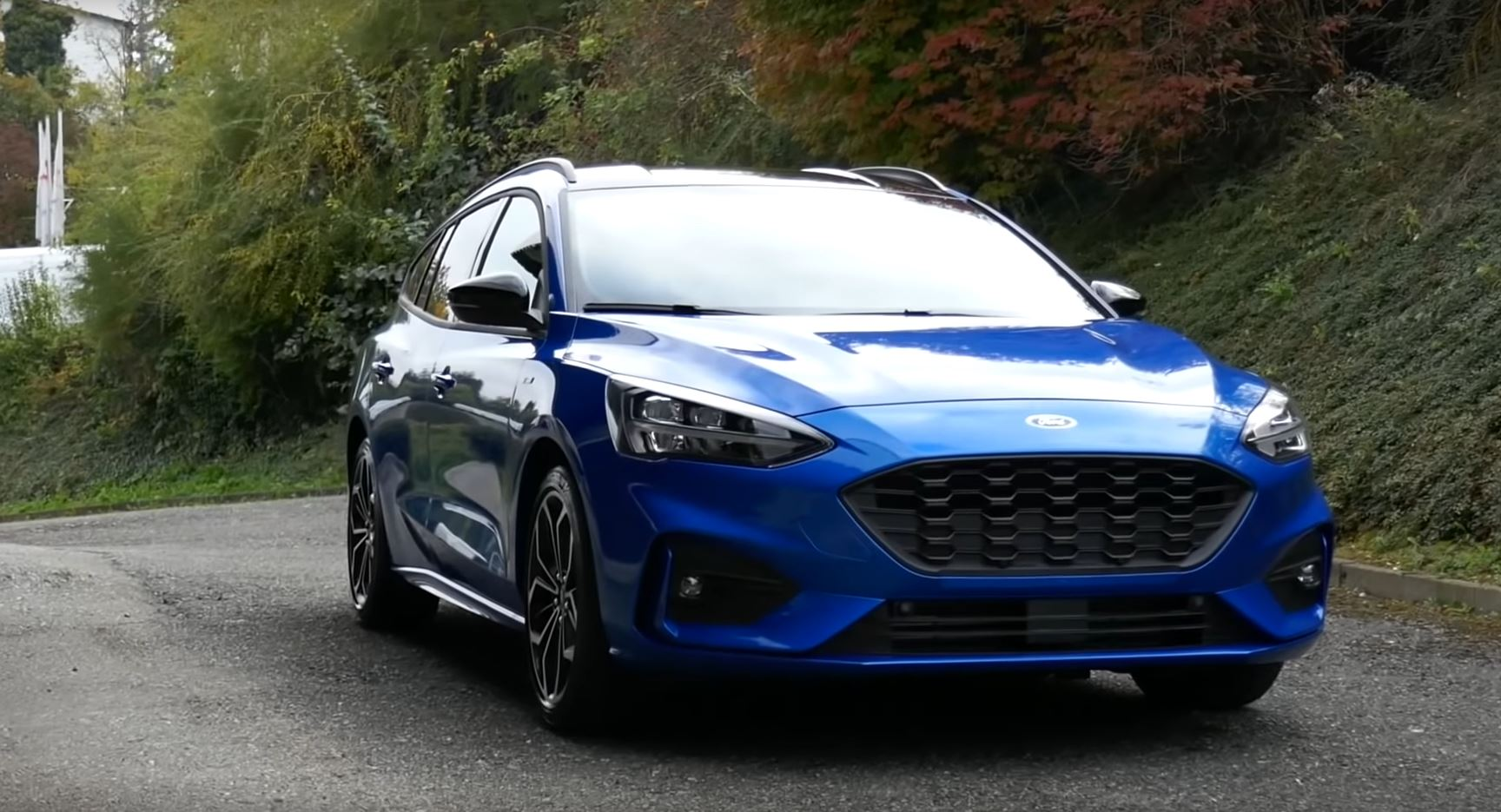 2019 Ford Focus Estate St Line Walkaround Explains Why It S