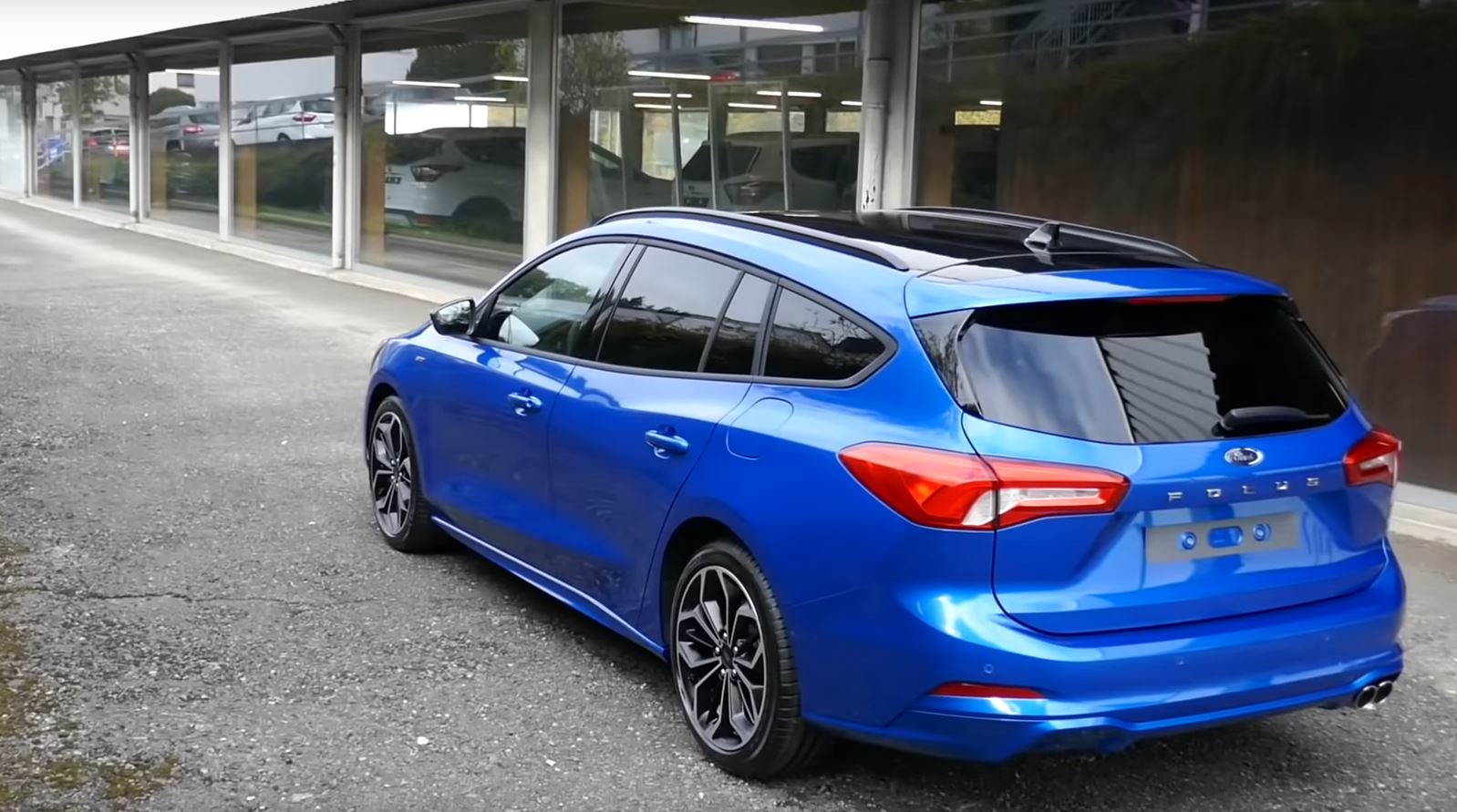 2019 ford focus estate st line walkaround explains why it 39 s our favorite autoevolution. Black Bedroom Furniture Sets. Home Design Ideas